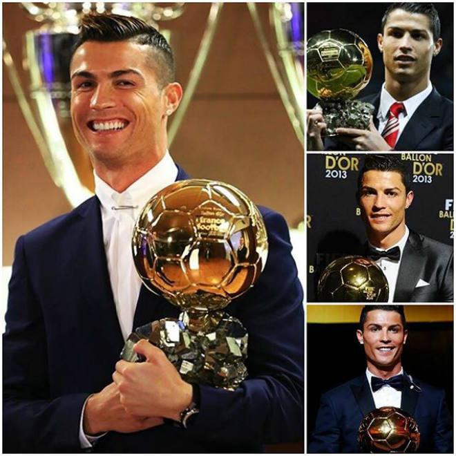 """Ronaldo """"hóa rồng"""" ở cúp C1: Bỏ """"ao làng"""" Liga để mơ Bóng vàng 2"""