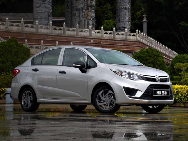 Đối thủ mới của Toyota Vios có giá chỉ 300 triệu đồng