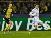 Chi tiết Dortmund - Real Madrid:  Dập tắt hy vọng (KT)