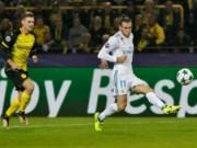 """Real  phá dớp : Bale khiêm tốn, Ramos chơi  """" bóng chuyền """"  vẫn được bênh"""