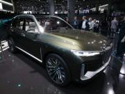 BMW X7 iPerformance đối đầu Lexus LX570