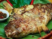 """Toát mồ hôi với 13 món ăn có tên  """" bá đạo """"  nhất Việt Nam (P1)"""