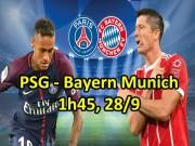 PSG - Bayern Munich: Neymar, kim tiền và giá trị đẳng cấp