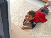 Giáo dục - du học - Xem tivi 15 phút mỗi ngày làm giảm khả năng sáng tạo ở trẻ