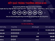 Nóng: Giải jackpot trên trăm tỉ của Vietlott chính thức  nổ tung