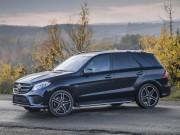 SUV hiệu suất cao Mercedes-AMG GLE43 giá 1,5 tỷ đồng