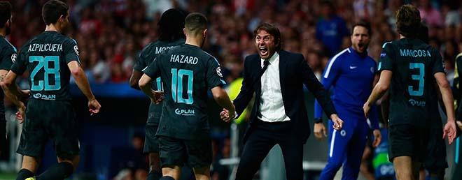 Atletico Madrid - Chelsea: Siêu dự bị tặng đòn đau phút bù giờ