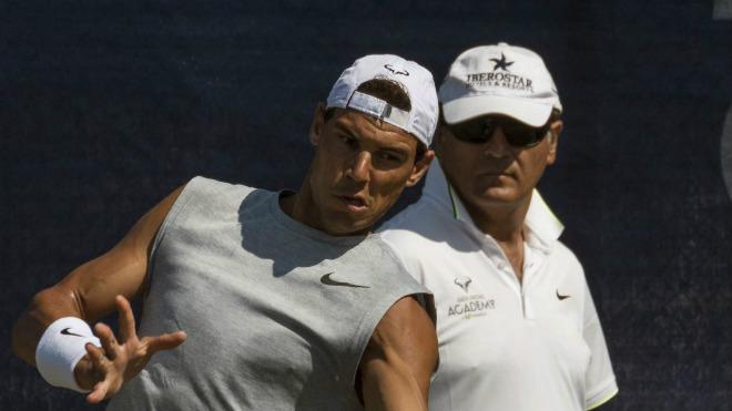 Tin thể thao HOT 28/9: Chú Nadal xem thường Federer 1