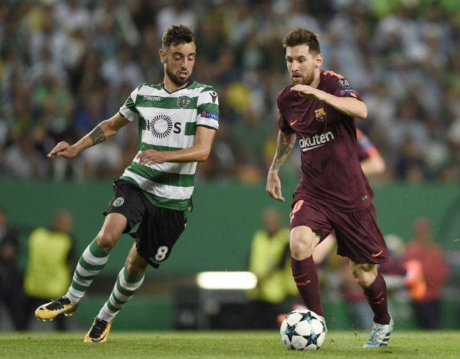 """Messi """"tịt"""", Barca """"thắng rùa"""": Đá """"Bóng vàng"""" lại gần Ronaldo? 1"""