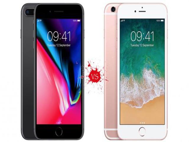 """Có nên bán iPhone 6S Plus để """"lên đời"""" iPhone 8 Plus?"""