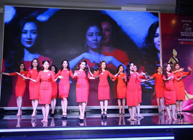 Hé lộ Top 40 thí sinh vào chung kết Nữ hoàng Doanh nhân Đất Việt 2017 - 5
