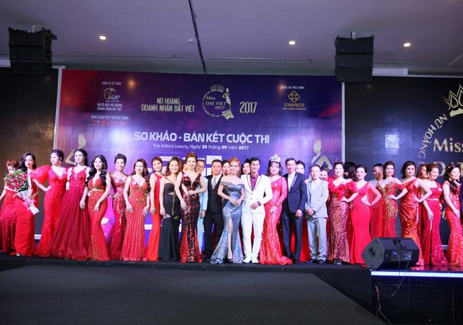 Hé lộ Top 40 thí sinh vào chung kết Nữ hoàng Doanh nhân Đất Việt 2017 - 7