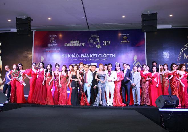Hé lộ Top 40 thí sinh vào chung kết Nữ hoàng Doanh nhân Đất Việt 2017 - 8