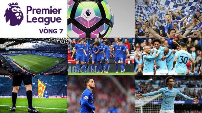 Ngoại hạng Anh trước vòng 7: Chelsea đại chiến Man City, MU đắc lợi 3