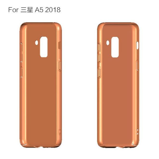 Vén màn thiết kế ấn tượng của Galaxy A5 và A7 2018 - 1