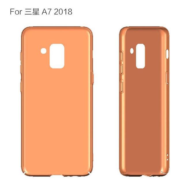 Vén màn thiết kế ấn tượng của Galaxy A5 và A7 2018 - 4