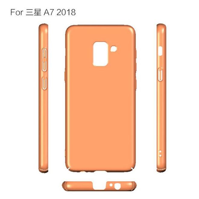 Vén màn thiết kế ấn tượng của Galaxy A5 và A7 2018 - 6