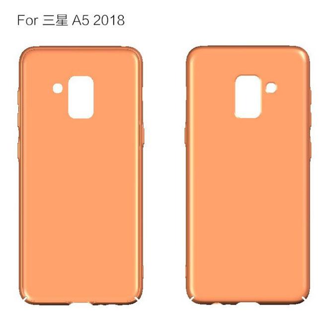 Vén màn thiết kế ấn tượng của Galaxy A5 và A7 2018 - 7