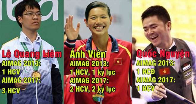 """Kỳ tích châu Á: Ánh Viên, Quang Liêm, Quốc Nguyện """"hóa rồng"""" 2"""