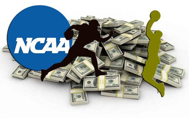 """Chấn động thể thao Mỹ: """"Bóc lột"""" sinh viên, kiếm 9 tỷ đô mỗi năm 1"""