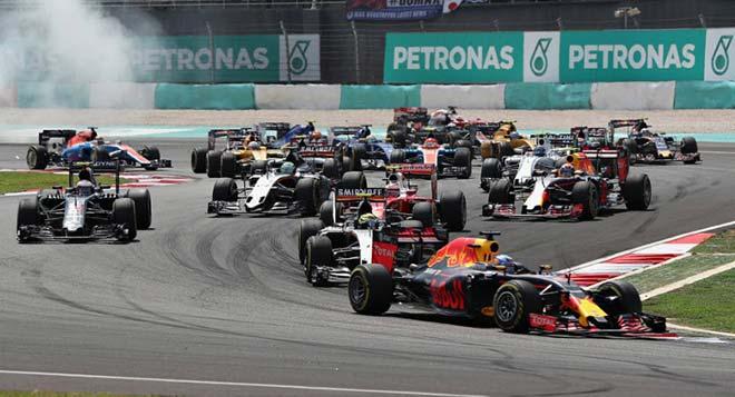 Đua xe F1, Malaysian GP: Chia tay Sepang, tiếp tục thư hùng 1