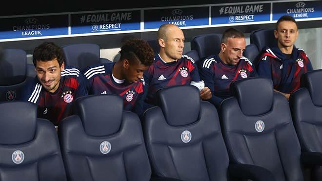 Nhà giàu PSG vùi dập Bayern Munich, HLV Ancelotti bị sa thải 2