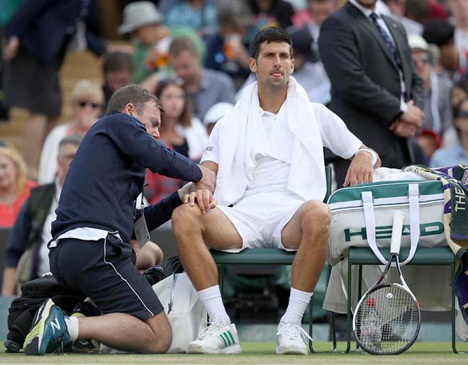 """Djokovic """"đe dọa"""" Nadal-Federer: Nhà vua sẽ trở lại trong năm 2018? 1"""
