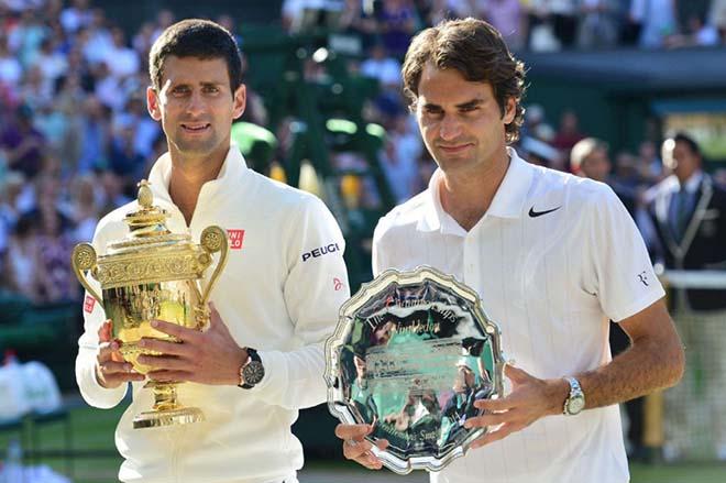 """Djokovic """"đe dọa"""" Nadal-Federer: Nhà vua sẽ trở lại trong năm 2018? 2"""