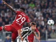 "Juventus - Olympiakos: Máy săn bàn  "" tái phát hỏa """