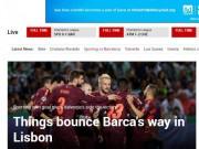 """Bóng đá - Barca thắng may: Báo thân Real """"đá xoáy"""", cảnh báo Messi & Valverde"""
