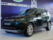 Land Rover Discovery 2018 về Việt Nam với giá 4 tỷ đồng