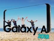 Vén màn thiết kế ấn tượng của Galaxy A5 và A7 2018