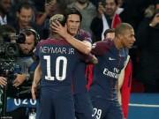 Neymar - Cavani  giả vờ yêu : Hạ Bayern, tiếp tục đấu vương quyền