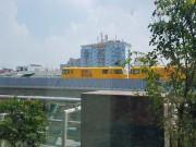 Tin tức trong ngày - Bộ GTVT thông tin về đoàn tàu chạy thử nghiệm đường sắt Cát Linh- Hà Đông