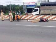 Tin tức trong ngày - Người phụ nữ quốc tịch Mỹ tử vong trên phố sau tai nạn