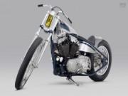 Ngắm siêu phẩm Harley XL1200 Sportster 2000 của xưởng Thrive Motorcycle