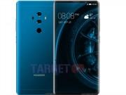 """Thời trang Hi-tech - Huawei Mate 10 Pro sẽ có viền siêu mỏng, camera sau kép Leica siêu """"xịn"""""""