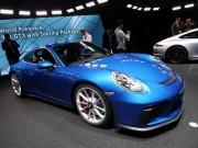 Porsche 911 GT3 2018 Touring Package giá 3,3 tỷ đồng