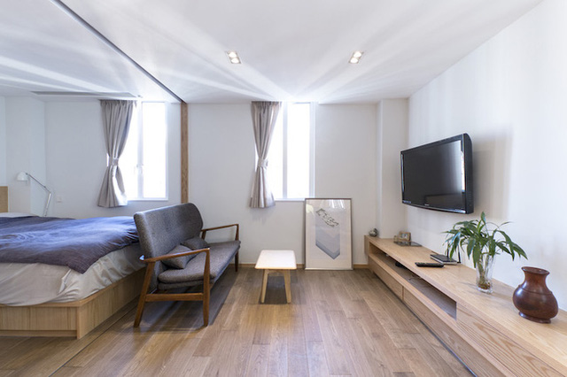 Thiết kế siêu thông minh biến căn nhà nhỏ trở nên rộng rãi hơn hẳn - 5