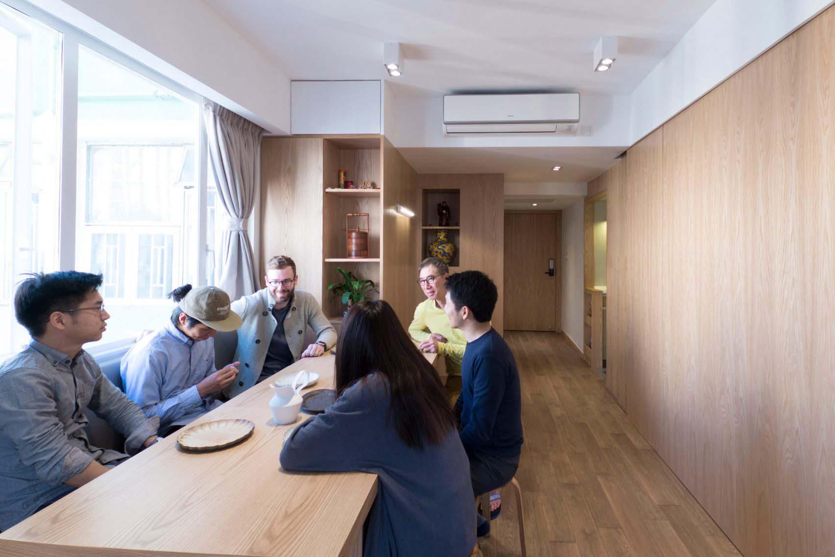 Thiết kế siêu thông minh biến căn nhà nhỏ trở nên rộng rãi hơn hẳn - 7