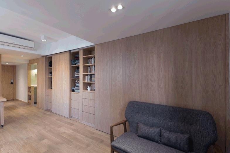 Thiết kế siêu thông minh biến căn nhà nhỏ trở nên rộng rãi hơn hẳn - 9