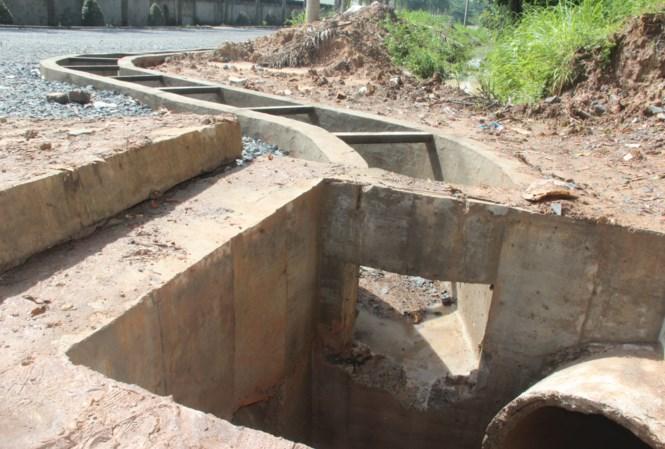 Tìm thấy thi thể bé trai bị cuốn vào miệng cống ở Đồng Nai