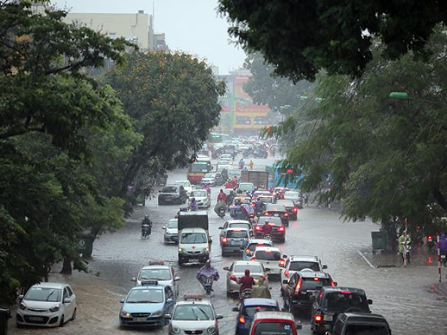 Áp thấp xuất hiện trên Biển Đông, Trung Bộ và Nam Bộ mưa rất to - 2
