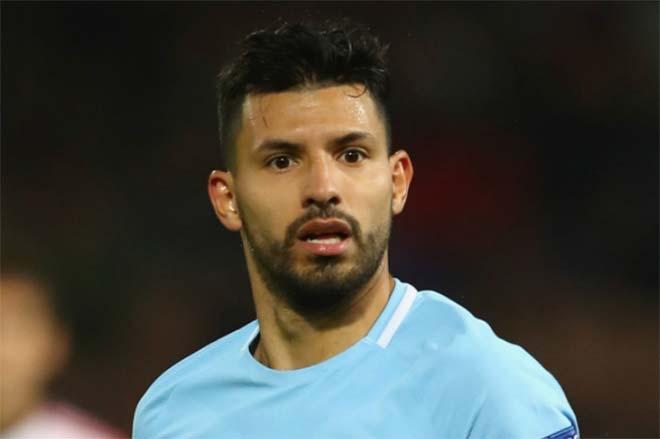 Đấu Chelsea, Man City đón tin dữ: Aguero bị tai nạn nghỉ 2 tháng 1