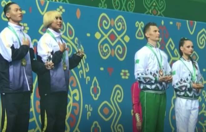 """Hot-girl dance sport Việt Nam đi vay tiền tạo """"kỳ tích"""" châu Á lịch sử 1"""