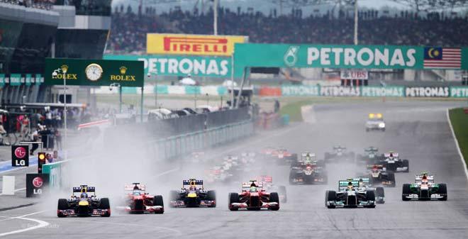 """Đua xe F1, Malaysian GP:  """"Lửa địa ngục"""" âm ỉ, cơ hội thuộc về ai? 5"""