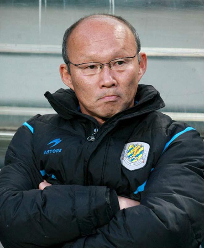 Thầy của Park Ji Sung chuẩn bị ngồi ghế nóng đội tuyển Việt Nam