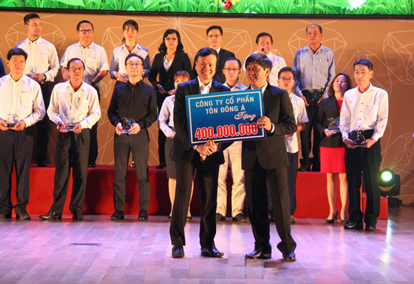 Tôn Đông Á và Tết trung thu nâng bước tương lai - 1