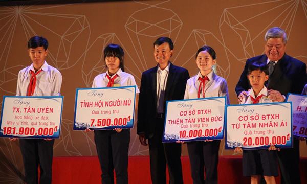 Tôn Đông Á và Tết trung thu nâng bước tương lai - 2