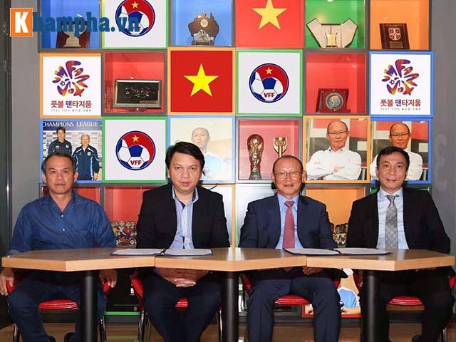 Thầy của Park Ji Sung dẫn dắt ĐT Việt Nam: Báo chí Hàn Quốc tung hoa chúc mừng 4